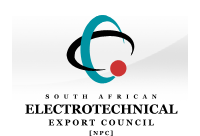 SOUTH AFRICAN ELECTROTECHNICAL EXPORT COUNCIL